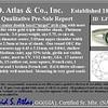 1.30ctw Old European Cut Diamond Emerald Target Ring 4