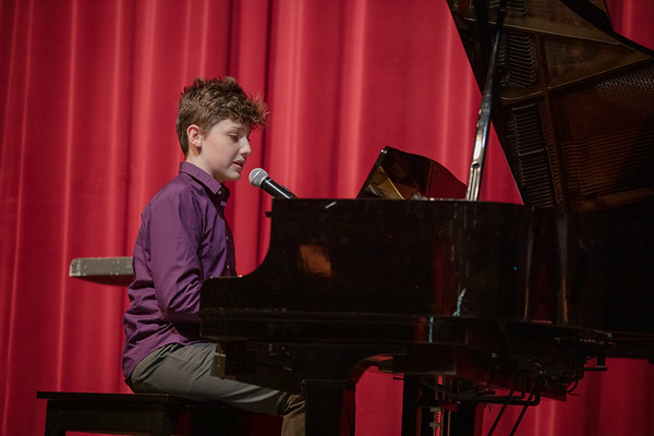 Spring Piano Recitals