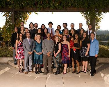 Graduation - Chaminade Dec 2009 - Group