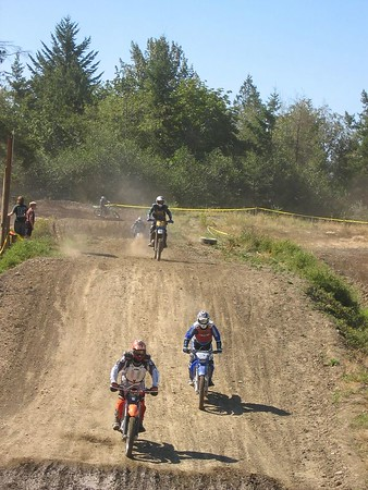 Toasted Hare Scrambles, Hannegan Speedway Aug 1st 2004