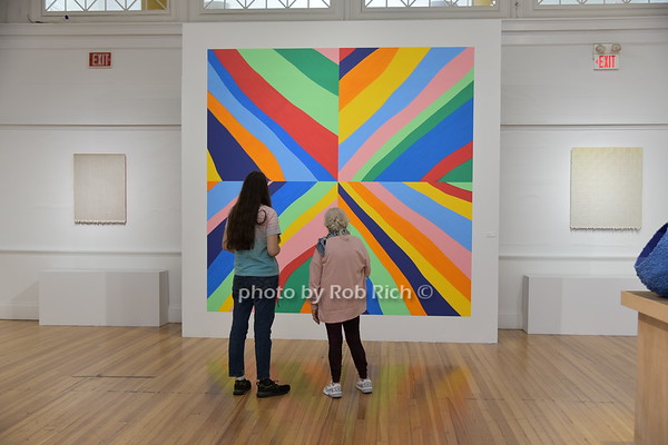 """""""Clearing the Air"""" Curated tour at the Southampton Arts Museum on 9-18-21.all photos by Rob Rich/SocietyAllure.com ©2021 robrich101@gmail.com 516-676-3939"""