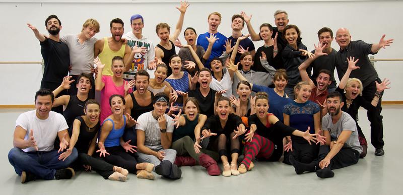 Ballett der Staatsoper Hannover 2016/17