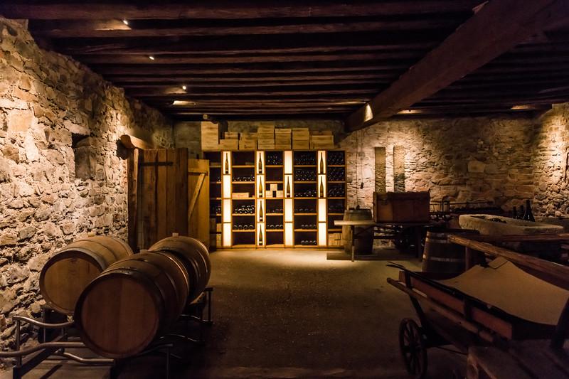 Nikolaihof Winery, Durnstein, Austria