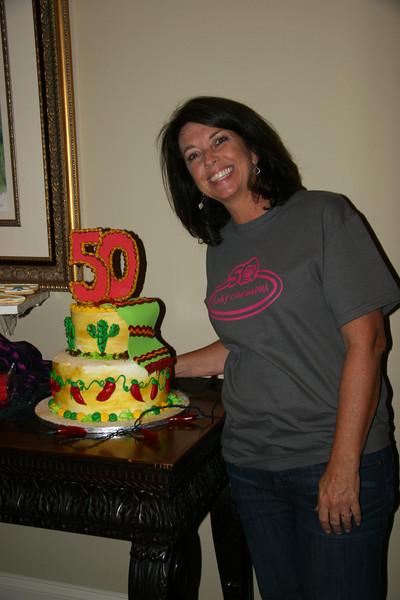 Dina's Birthday Celebration Aug 2011