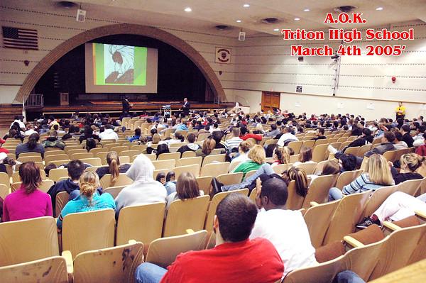 AOK Triton High School March 4 05'