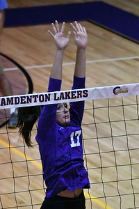 Laker Volleyball vs Osage 9/11/19