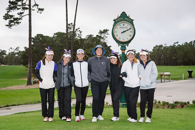 2019 DBHS Girls golf CIF State Finals Poppy Hills