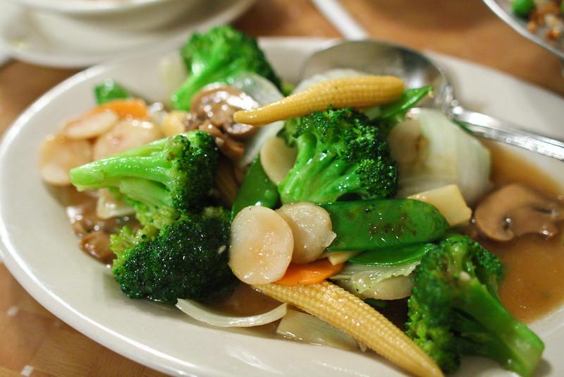 HKH - mixed vegetables