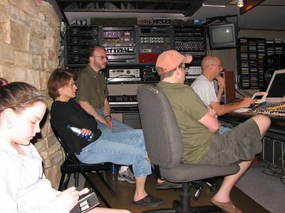 Recording April 2006