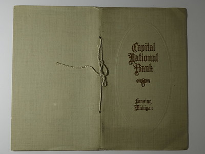 Capitol National Bank  Brochure 1907