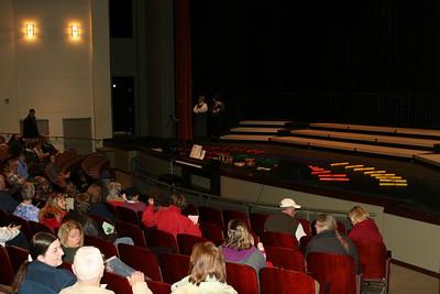 2008-2009 - 1/7/2009 Pine Street Christmas Concert