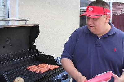 2010 - Aaron Rodriguez Birthday - Sep 5 2010