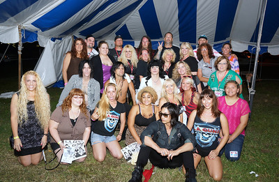 LA Guns MnG photos 80s in the Park Festival