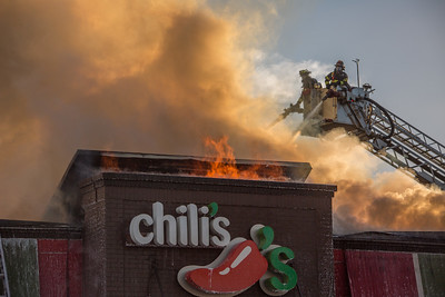 Chilis Fire