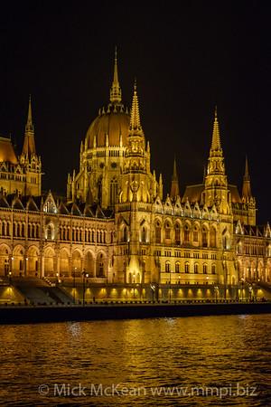 Cruise Day 1, Budapest, Hungary