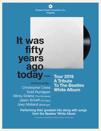 The Beatles White Album All-Star Tribute