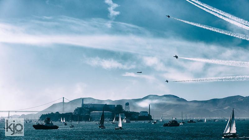 Bay Area Fleet Week, San Francisco