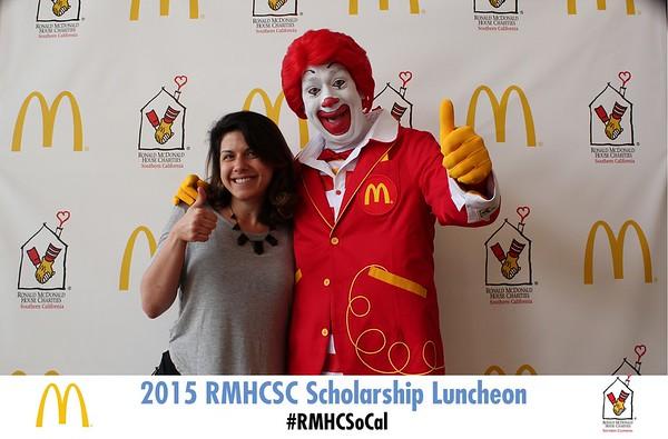 5/30/2015 - Ronald McDonald House Charity