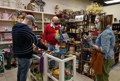 Ye Olde City Antique Mall Reopens by Sarah A. Miller
