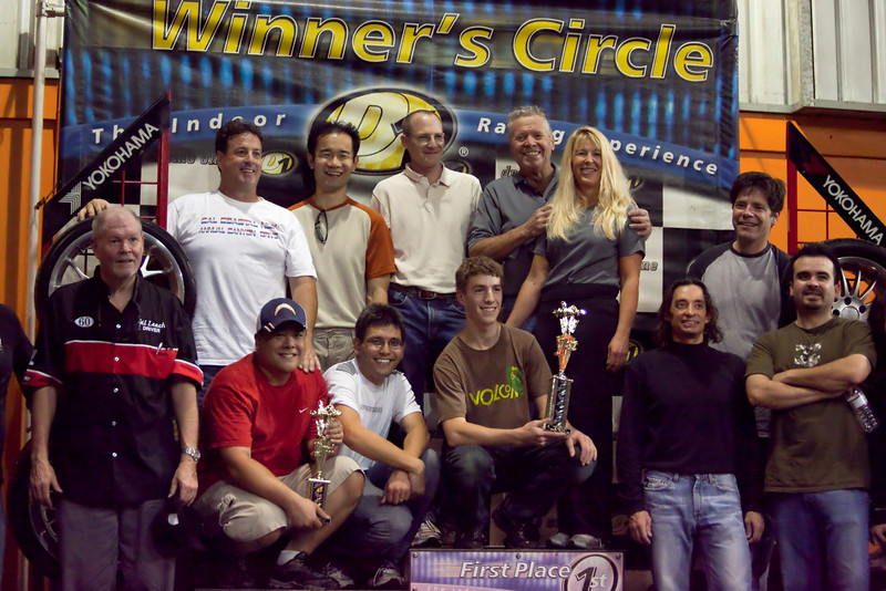 Winner's Circle