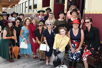 9-23-2017 Texas Vintage Society Train to Ft. Worth