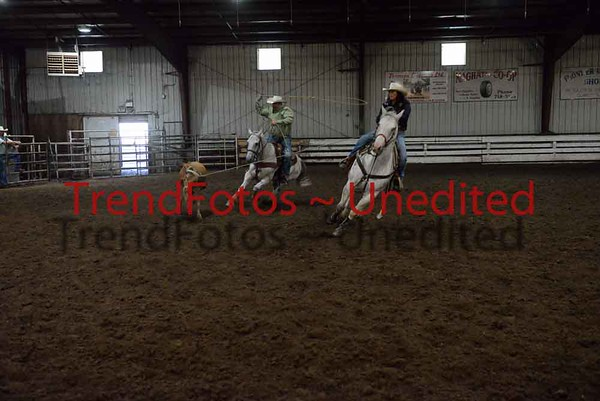 Magrath Team Roping Day 1