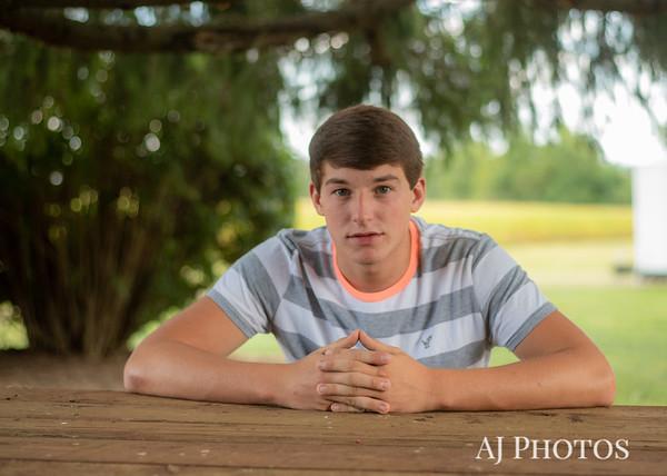 Blake Phillips Senior Pictures