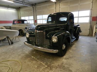 1946 International Pickup For Sale