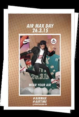 NIKE AIR MAX ANIVERSARY