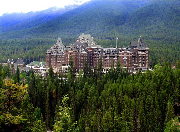 Banff Springs Hotel 2009