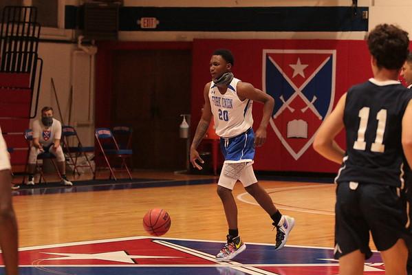 Junior Prep Basketball vs. New Covenant School - Nov 16