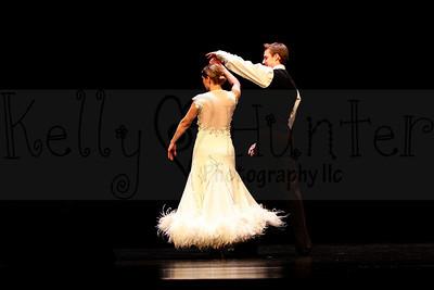 Plainwell Dance 2013 Becky and Erik