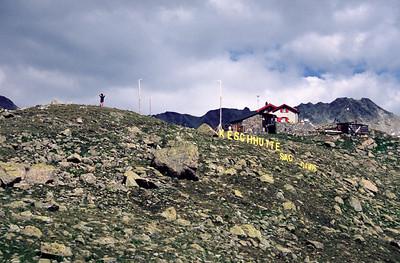 1999 - Keschhütte