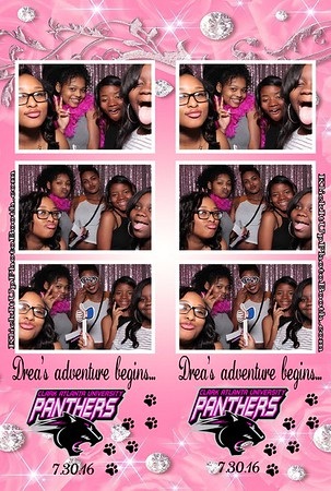 Drea's Graduation / Going Away to College