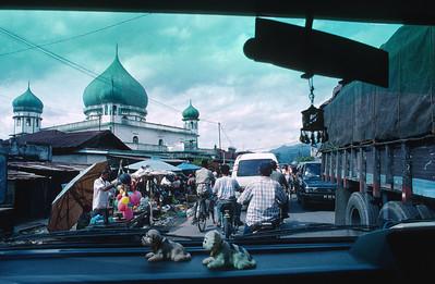 TRANS-SUMATRA - Indonésie