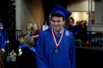 Leander High School Graduation 2018