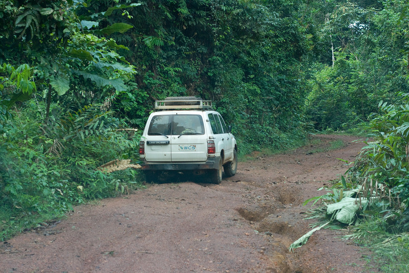 The road must be really insane in wet season.
