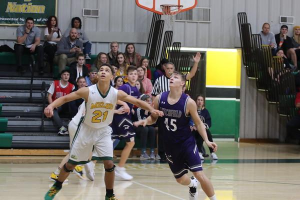 November 23, 2018 - Litchfield Boys Basketball