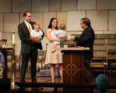 10-14-2012 Baptism