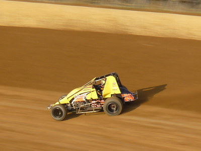 USAC Sprint Cars @ Lawrenceburg Speedway - 1 Oct. '16