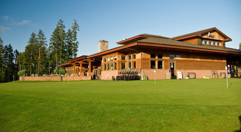 Gold Mountain Golf Complex Bremerton, Wa