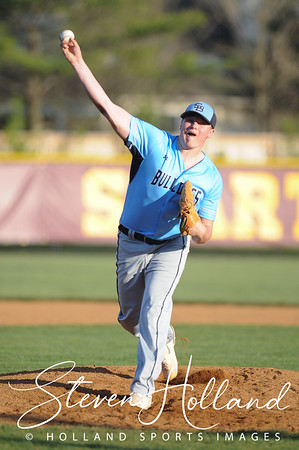 Baseball - Varsity: Stone Bridge vs Broad Run 4.19.2016 (by Steven Holland)