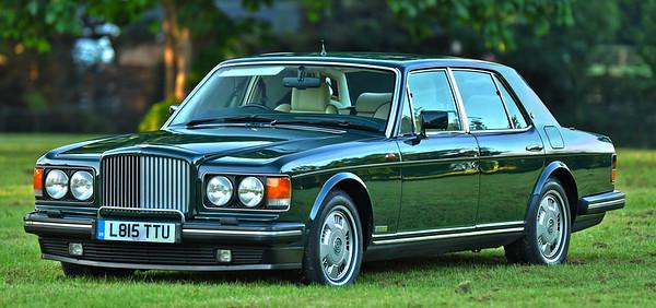 1994 Bentley Brooklands L815 TTU