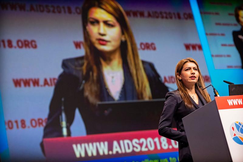 AIDS 2018: Sunday July 22