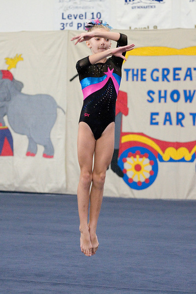 Stockton - Circus Parade Gymnastics Invitational