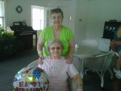 Grandma Ethel's bday 2011