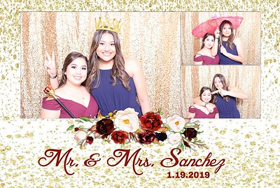 Mr.& Mrs Sanchez