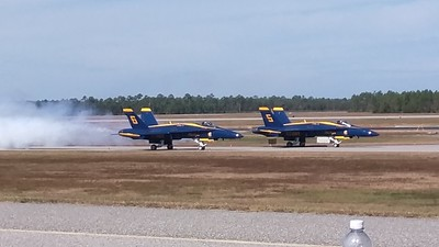 Blue Angel Practice