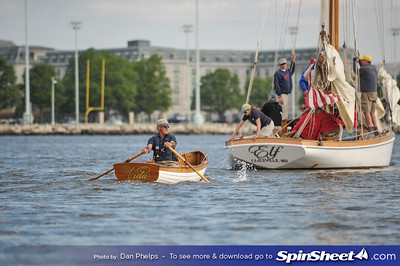 2014 Elf Classic Yacht Race - Spin Sheet