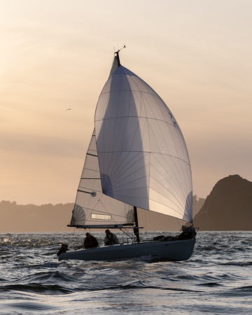 Double Handed Farallones Finish - 30 March 2019